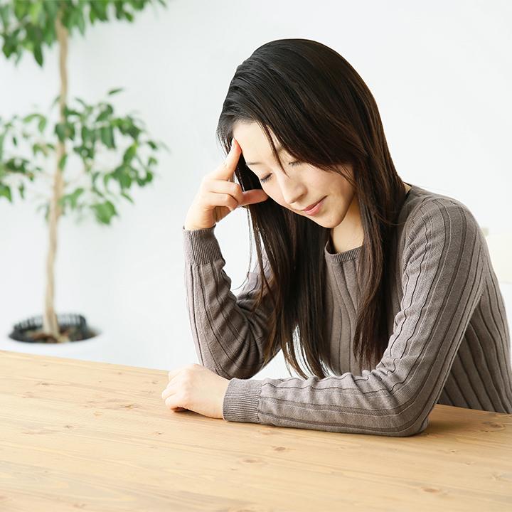 慢性疾患の影響